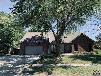 Topeka KS Single Family Home For Sale: $259,777