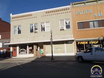 Emporia Commercial For Sale: 325 Commercial St