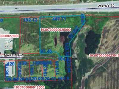 Emporia Residential Lots & Land For Sale: 4000-Lot 3 Martin Dr