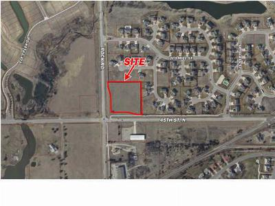 Wichita Residential Lots & Land For Sale: Rock Rd & 45th St. N