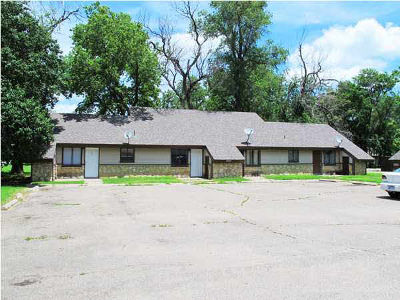 Wichita Multi Family Home For Sale: 3024 N Arkansas Ave