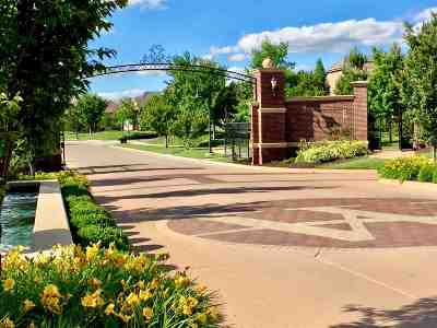 Wichita Residential Lots & Land For Sale: 10701 E Genova