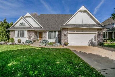 Wichita Single Family Home For Sale: 2504 N Meadow Grove Circle