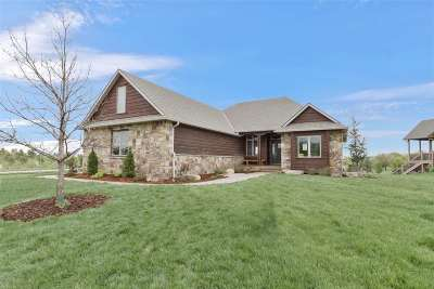 Maize Single Family Home For Sale: 4126 Fiddlers Cove