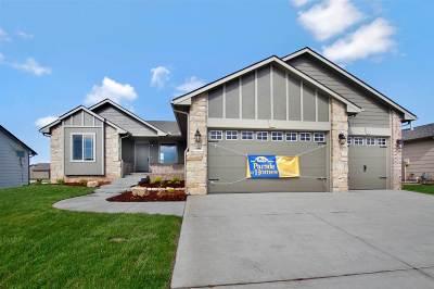 Goddard KS Single Family Home For Sale: $275,425