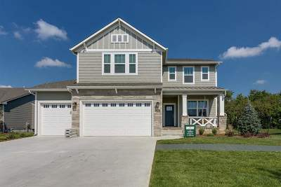 Andover Single Family Home For Sale: 908 Ledgestone