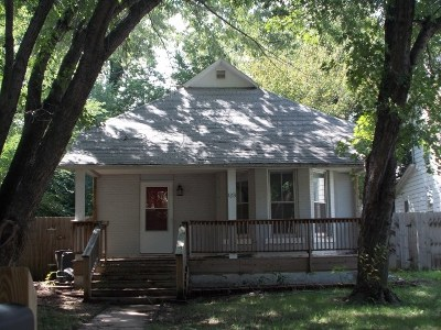 Winfield Single Family Home For Sale: 1213 Millington St
