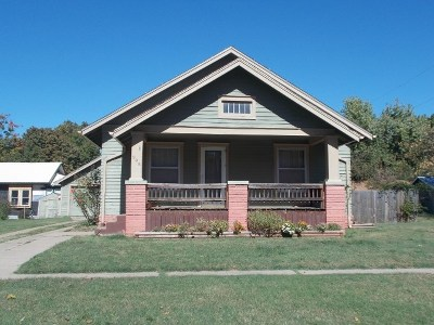 Winfield Single Family Home For Sale: 908 E 14th Ave
