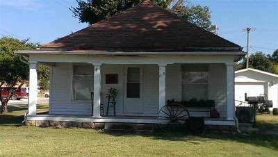 Dexter Single Family Home For Sale: 218 N Walnut St