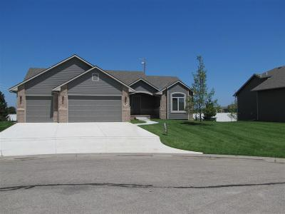 Wichita Single Family Home For Sale: 1269 N Forestview Ct