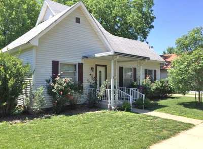 Winfield Single Family Home For Sale: 1417 Maris St