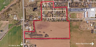 Maize Residential Lots & Land For Sale: 11321 W 53rd St N