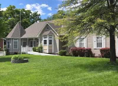 Belle Plaine Single Family Home For Sale: 416 W Redbird Ct