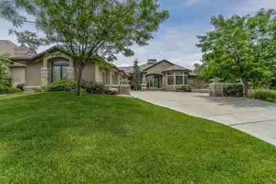 Wichita Single Family Home For Sale: 2210 N Rosemont Circle