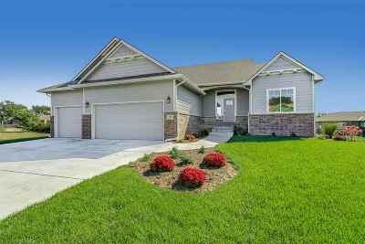 Wichita Single Family Home For Sale: 772 S Glen Wood Ct