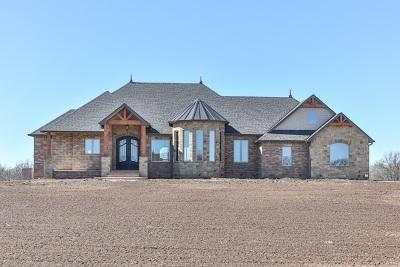 Goddard KS Single Family Home For Sale: $550,000