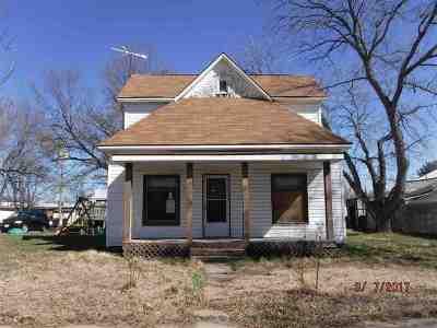 Belle Plaine Single Family Home For Sale: 408 N Linden St