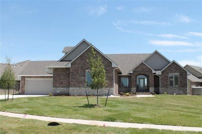 Wichita Single Family Home For Sale: 2566 N Paradise