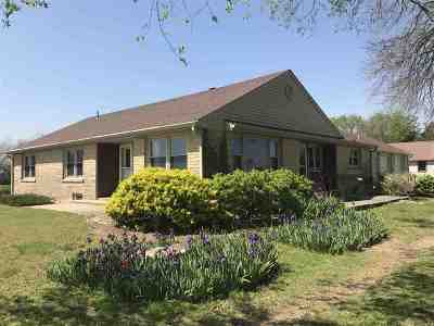 Winfield Single Family Home For Sale: 3542 Us Highway 160