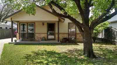 Wichita Single Family Home For Sale: 421 S Edwards St