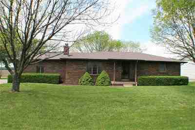 Douglass Single Family Home For Sale: 721 S Riverview