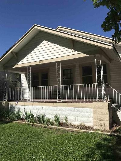 Wichita Single Family Home For Sale: 1931 S Market