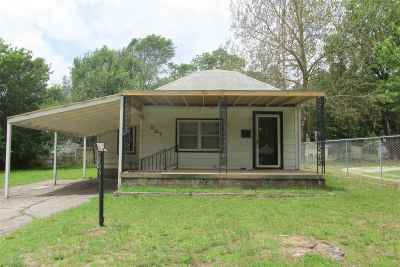 Arkansas City Single Family Home For Sale: 507 N 7th St