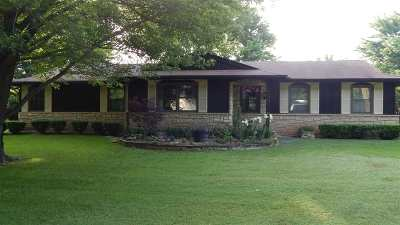 Winfield Single Family Home For Sale: 2820 Lakeshore Dr.