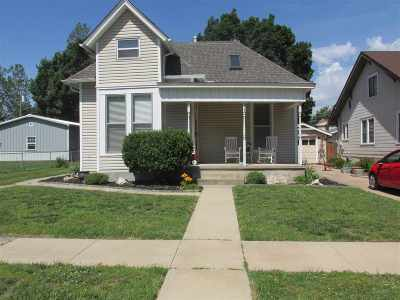 Arkansas City Single Family Home For Sale: 519 N 2nd St