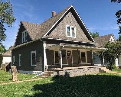 Winfield Single Family Home For Sale: 1319 Fuller St