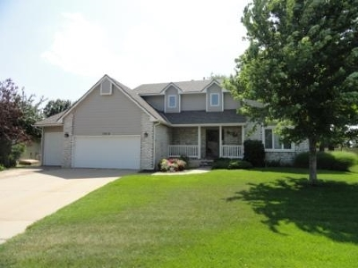 Wichita Single Family Home For Sale: 7919 W Birdie Lane