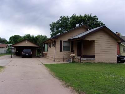 Arkansas City Single Family Home For Sale: 1205 N 4th