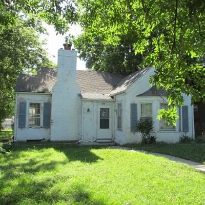 Arkansas City Single Family Home For Sale: 409 N 4