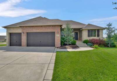 Maize Single Family Home For Sale: 4011 N Bluestem Ct.