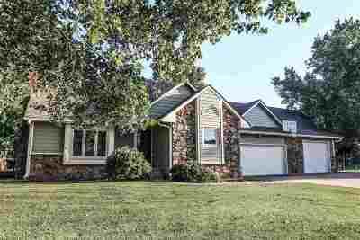 Goddard KS Single Family Home For Sale: $207,500