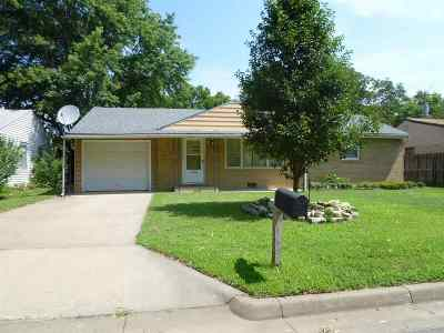 Winfield Single Family Home For Sale: 1820 E 14th