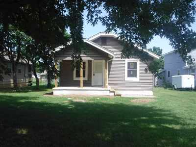 Arkansas City Single Family Home For Sale: 1314 N 15th St