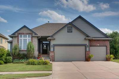 Andover Single Family Home For Sale: 317 E Crescent Lakes Dr.