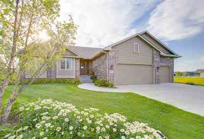 Maize Single Family Home For Sale: 4835 N Emerald Ct.