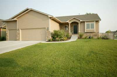 Andover Single Family Home For Sale: 807 Sandstone Ct.