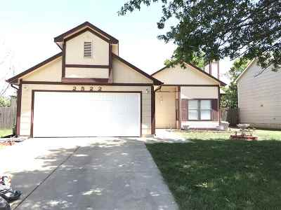 Wichita Single Family Home For Sale: 2522 S Linden