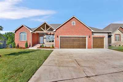 Wichita Single Family Home For Sale: 2209 S Ironstone