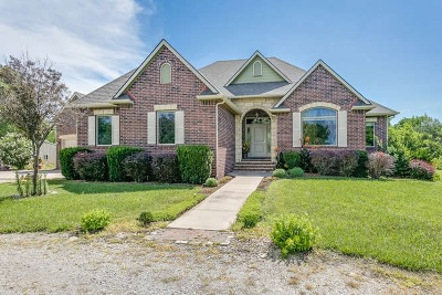 Augusta Single Family Home For Sale: 11420 SW Tawakoni Rd