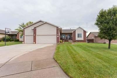 Goddard Single Family Home For Sale: 1329 N Lake Edge Cir