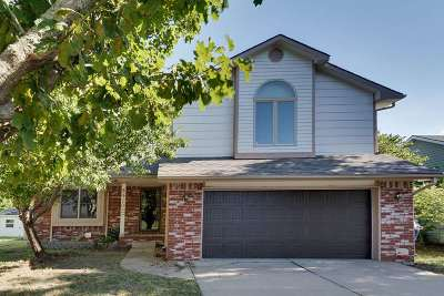 Bel Aire Single Family Home For Sale: 4419 N Edgemoor Ct