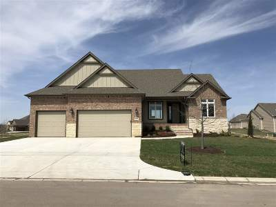 Wichita Single Family Home For Sale: 13902 E Steeplechase Circle