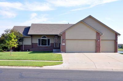 Goddard KS Single Family Home For Sale: $219,900