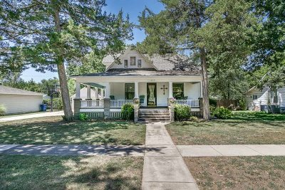 Clearwater Single Family Home For Sale: 217 N Lee