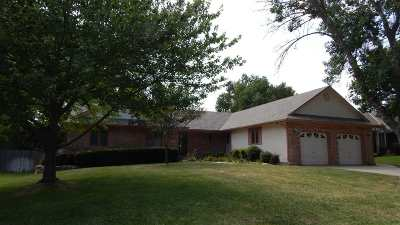Mulvane Single Family Home For Sale: 509 N Moy Ln