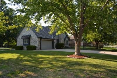 Wichita KS Single Family Home Contingent: $274,500